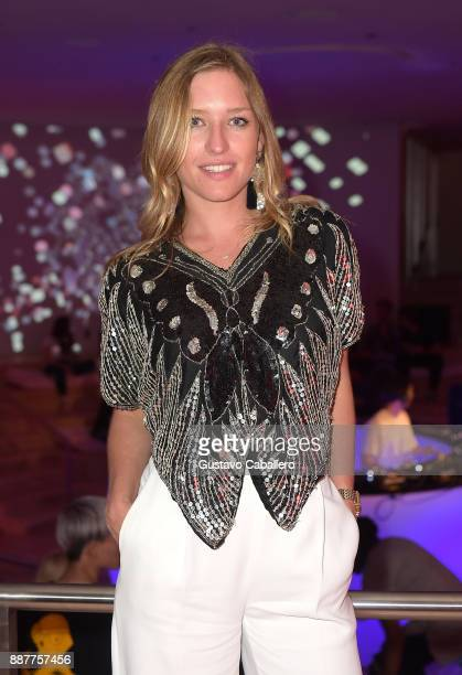 The Daily Front Row and Tinder After Dark celebrate at Faena Forum Lauren Probyn on December 6 2017 in Miami Beach Florida
