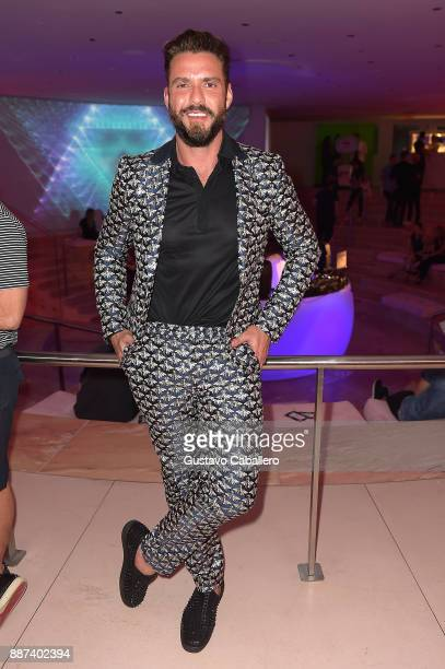 The Daily Front Row and Tinder After Dark celebrate with Lorenzo Martone at Faena Forum on December 6 2017 in Miami Beach Florida