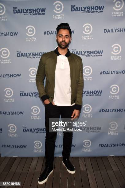 The Daily Show correspondent Hasan Minhaj attends The Daily Show FYC 2017 on May 22, 2017 in Hollywood, California.