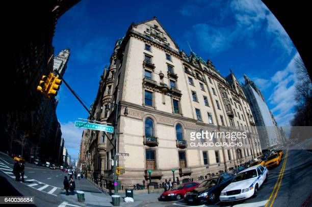 the dakota apartments - claudio capucho stock pictures, royalty-free photos & images