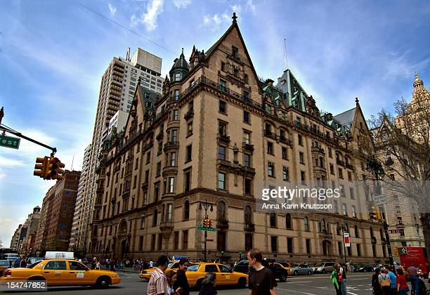The Dakota Building is located on the northwest corner of 72nd Street and Central Park West in the Upper West Side of Manhattan in New York City....