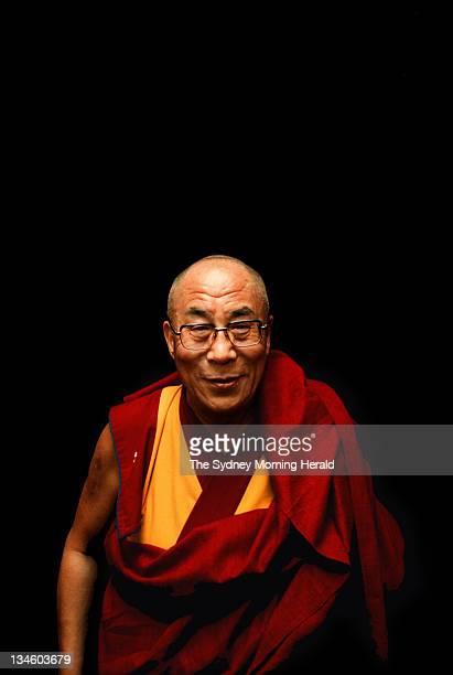 The Dalai Lama in Sydney 24 May 2002
