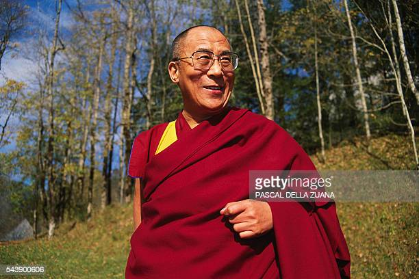 The Dalai Lama visits the larger Grenoble area during his official visit to France