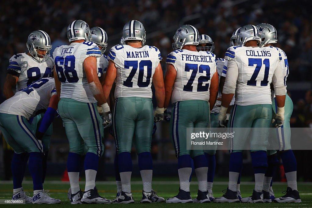 Seattle Seahawks v Dallas Cowboys : News Photo