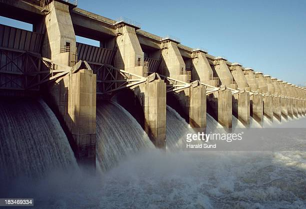 The Dalles Dam, Columbia River