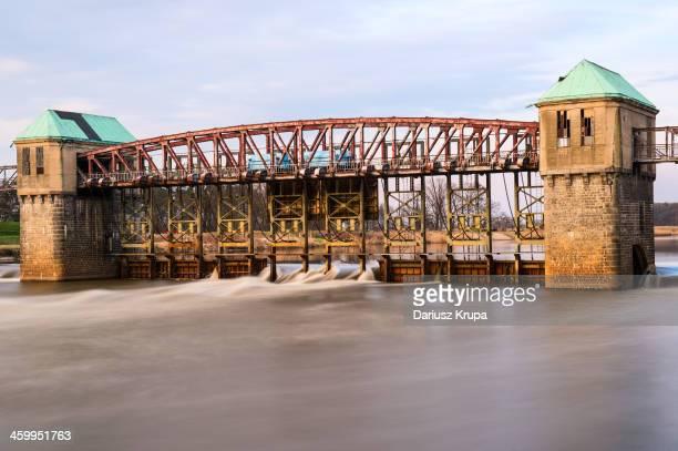 CONTENT] The dam of Redzin Odra river