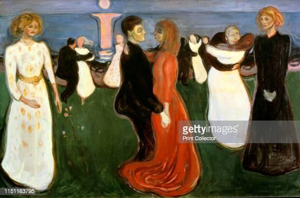 The Dance of Life', 1899-1900. From the collection of the Nasjonalgalleriet, Oslo. Artist Edvard Munch.