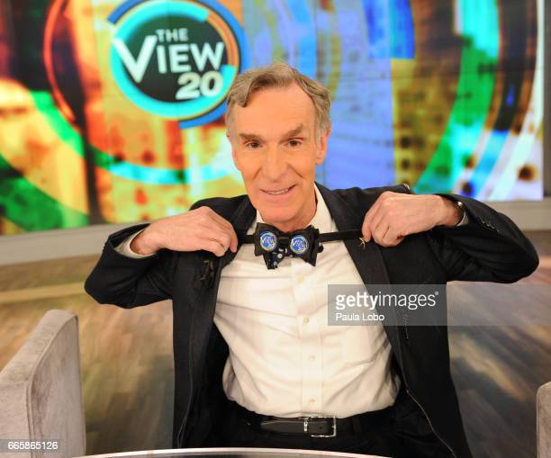 THE VIEW The Dance Theatre of Harlem and Bill Nye are the guests Tuesday April 11 2017 on ABC's 'The View' 'The View' airs MondayFriday on the ABC...