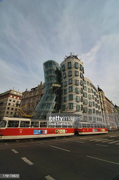 CONTENT] The Dancing Building Fred and Ginger in Prague Czech Republic