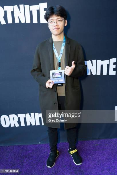 The Daniel attends the Epic Games Hosts Fortnite Party Royale on June 12 2018 in Los Angeles California