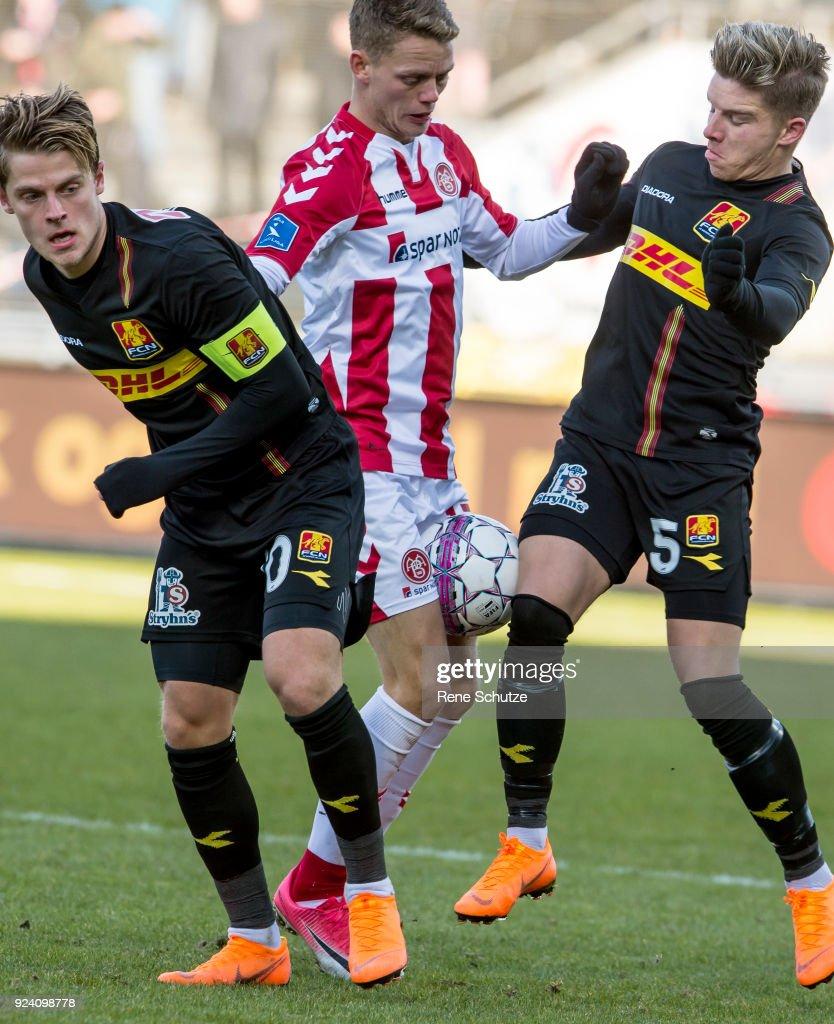 AaB Aalborg vs FC Nordsjalland - Danish Alka Superliga
