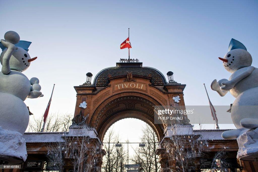 DENMARK-ROYALS-HENRIK-OBIT : Nachrichtenfoto