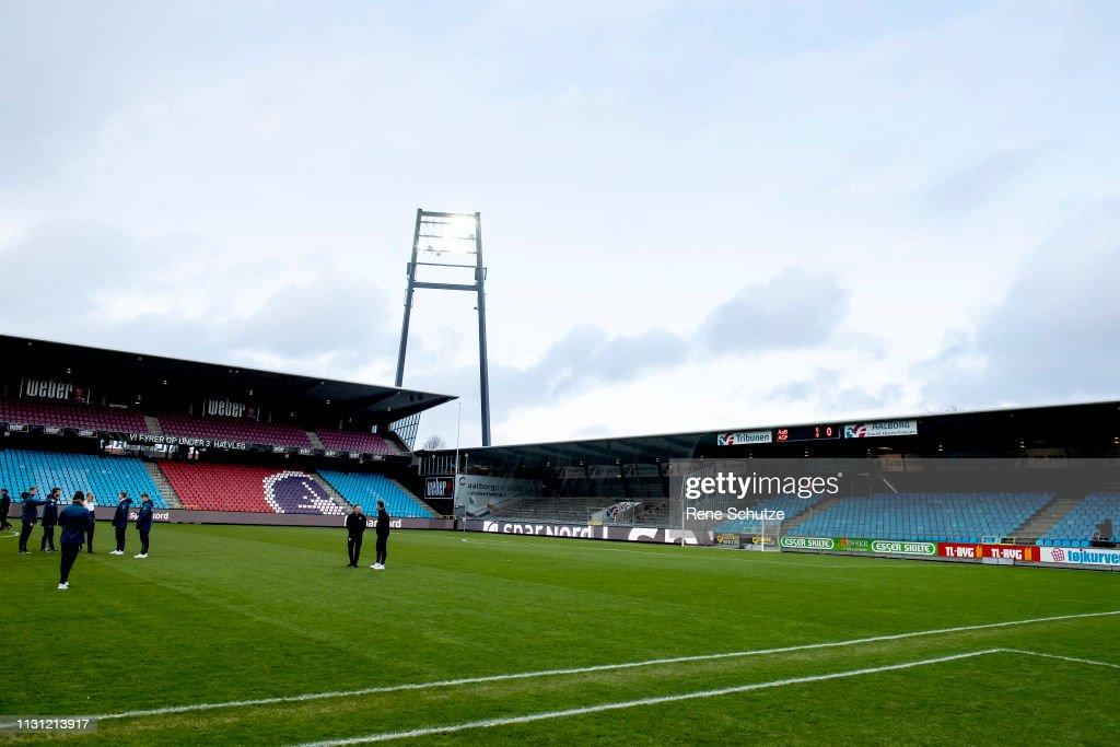 DNK: AaB Aalborg vs AGF Aarhus - Danish Superliga