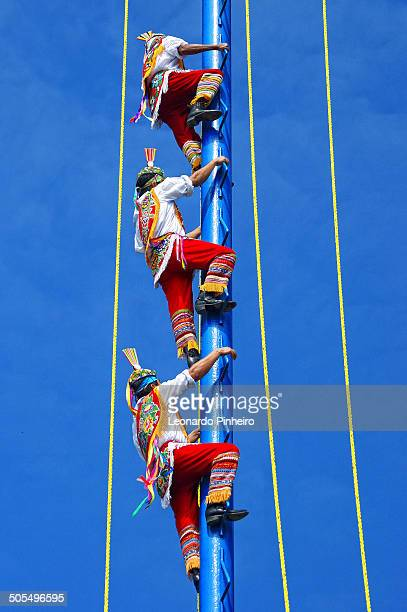 CONTENT] The Danza de los Voladores or Palo Volador is an ancient Mesoamerican ceremony/ritual still performed today albeit in modified form in...
