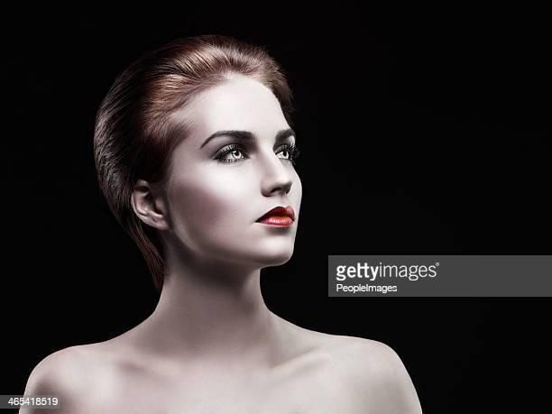 The darker side of beauty