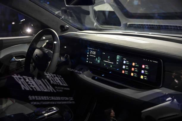CHN: BAIC Unveils the Arcfox Alpha-S Electric Sedan