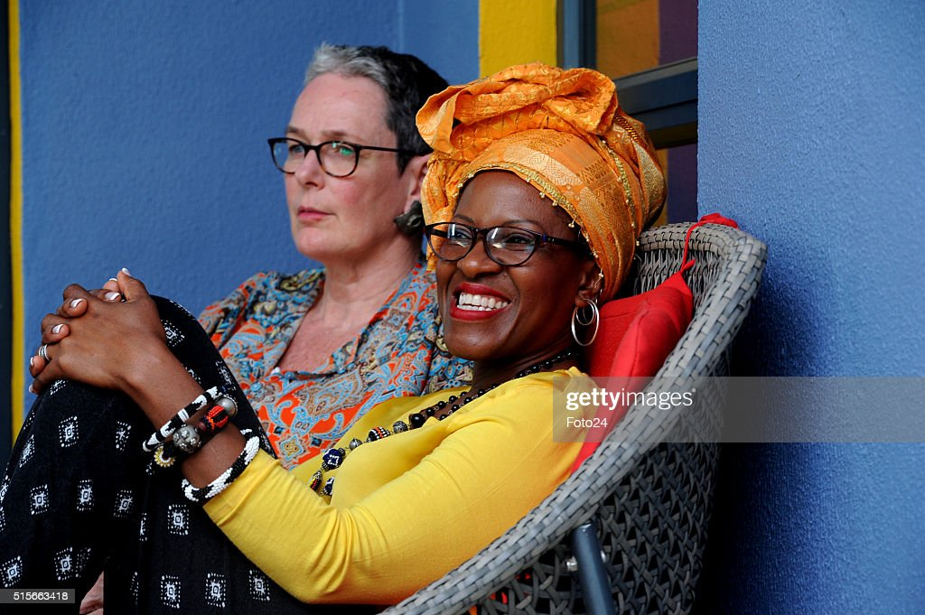 Union of Reverend Mpho Tutu and Professor Marceline Furth in South Africa