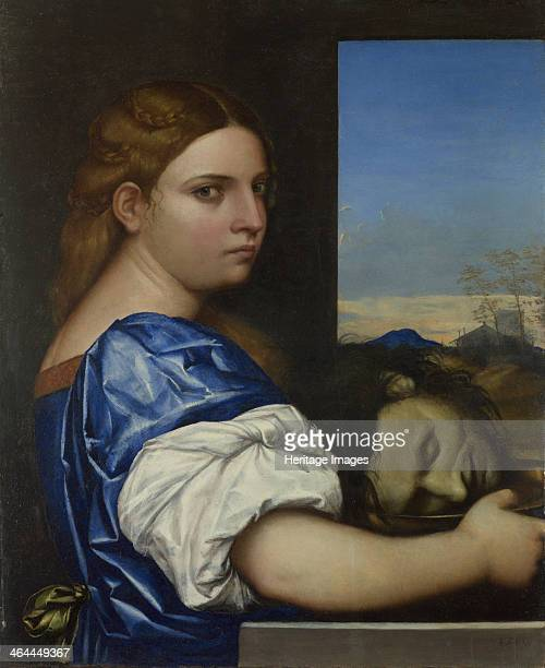 The Daughter of Herodias, 1510. Found in the collection of the National Gallery, London.