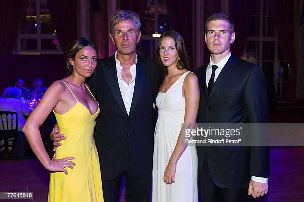 The daughter of President of Christian Dior Couture Sidney Toledano, Julia Toledano, President of Barriere Group Dominique Desseigne, his children...