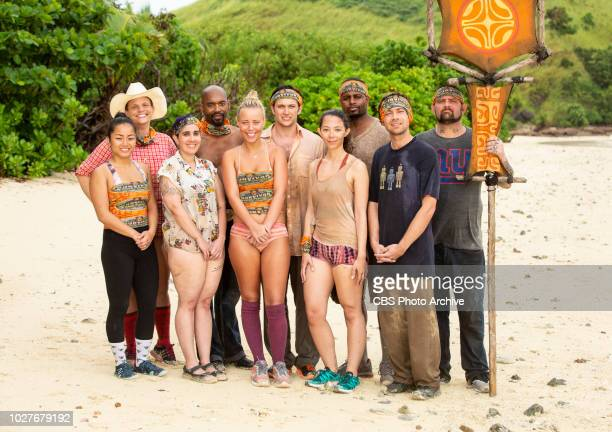 The David Tribe competes on SURVIVOR David vs Goliath when the Emmy Awardwinning series returns for its 37th season with a special 90minute premiere...