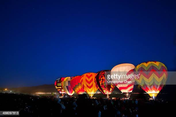 The Dawn Patrol, Great Reno Hot Air Balloon Race