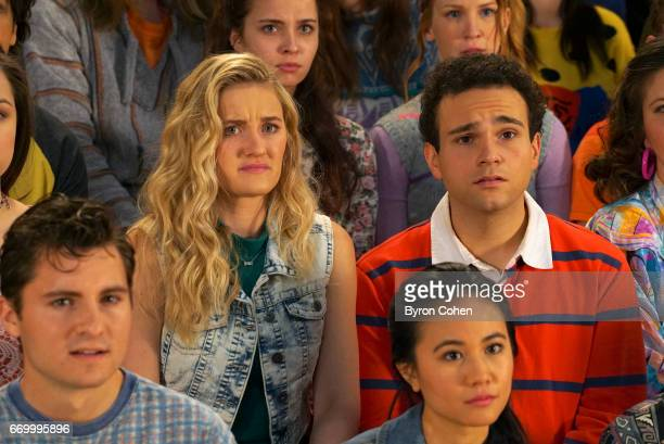 THE GOLDBERGS 'The Day After The Day After' After TV movie 'The Day After' airs Barry takes matters into his own hands by attempting to convince...