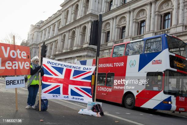 The day after UK Prime Minister Boris Johnson's Conservative Party won a landslide general election victory winning a majority of 80 parliamentary...