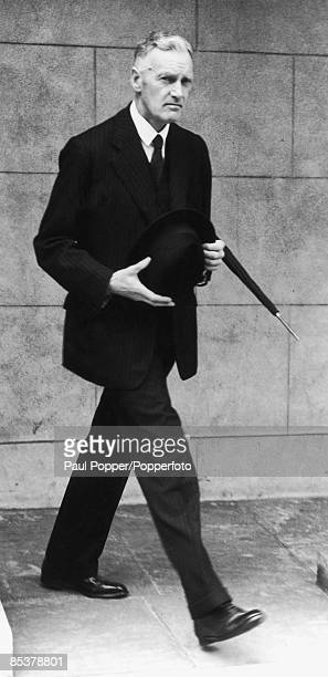 The day before Britain's declaration of war on Germany British Admiral Sir Reginald Aylmer Ranfurly PlunkettErnleErleDrax arrives at Chatham Kent...