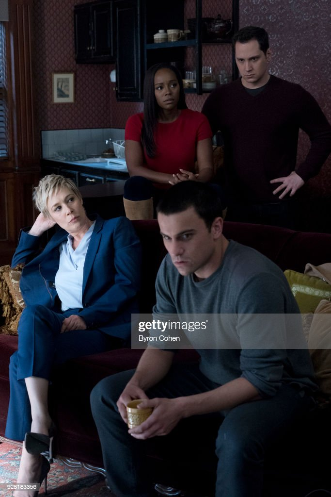 """ABC's """"How to Get Away with Murder"""" - Season Four : News Photo"""