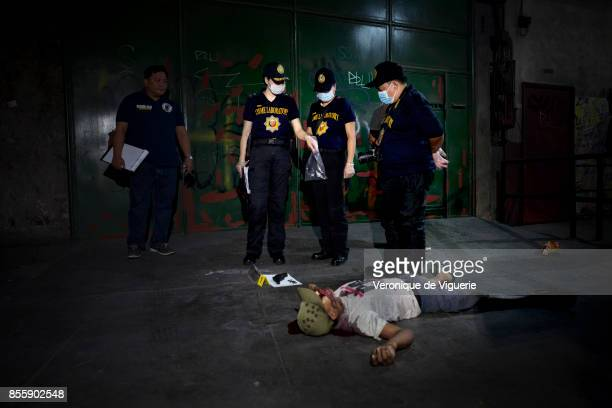 The dead body of a suspected drug gangster was found by the police in Santa Cruz quarter As for most of them the police found a 38 mm in his left...