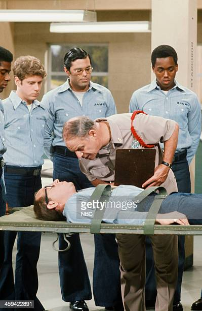 CPO SHARKEY The Dear John Letter Episode 103 Pictured Jeff Hollis as Recruit Daniels Tom Ruben as Recruit Kowalski David Landsberg as Recruit...