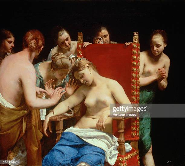 The Death of Cleopatra ca 1662 Found in the collection of the Art History Museum Vienne