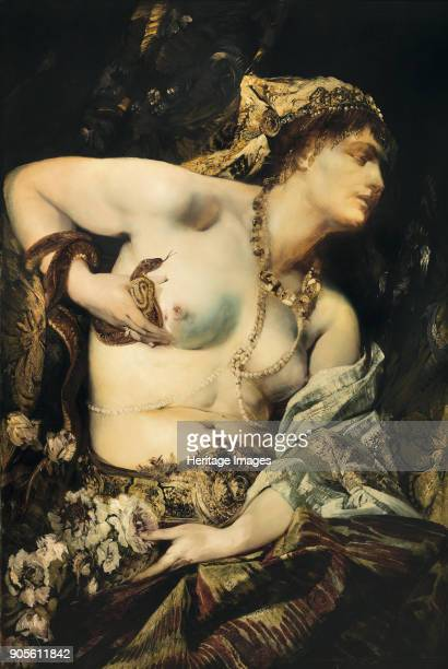 The Death of Cleopatra Private Collection