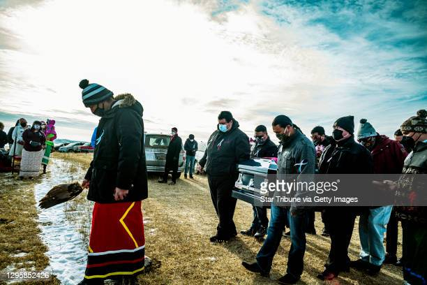 """The death of husband and wife Jesse """"Jay"""" and Cheryl Taken Alive delivered a major blow to the clan and the Standing Rock Tribe. They were buried on..."""