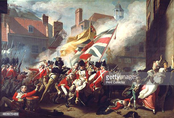 'The Death of Major Peirson 6 January 1781' 1783 France invaded Jersey on 5 January 1781 and following the fall of its capital St Helier the governor...