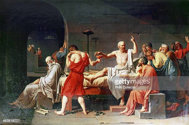 'The Death of Socrates' 4th century BC Socrates the Greek philosopher was found guilty of 'impiety' and of 'corrupting the youth' He rejected the...