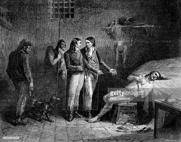 The death of the Marquis de Condorcet 1794 Marie Jean Antoine Nicolas de Caritat Marquis de Condorcet was a French Enlightenment philosopher and...