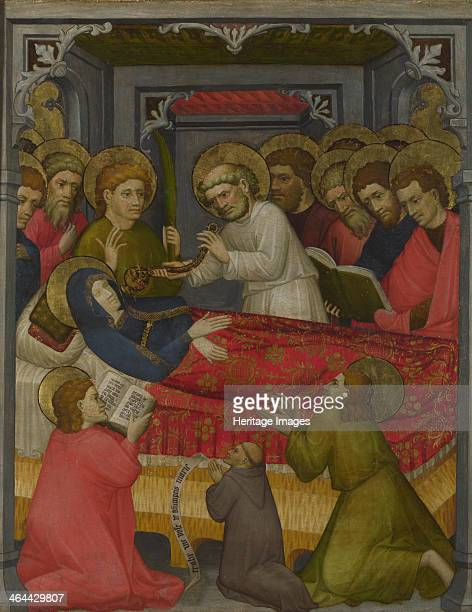 The Death of the Virgin c1425 Found in the collection of the National Gallery London