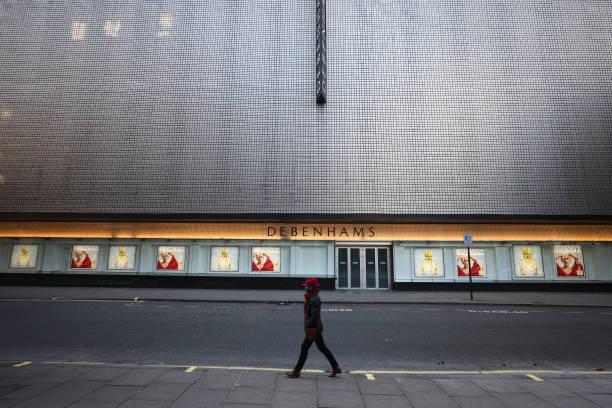 GBR: Debenhams Plc Stores Set to Shut, Threatening Another 12,000 U.K. Jobs
