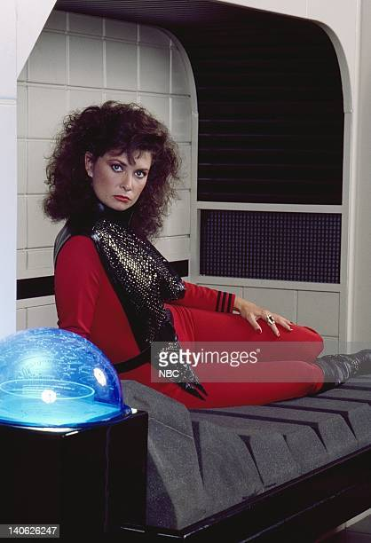 V The Deception Episode 4 Aired 11/9/84 Pictured Jane Badler as Diana Photo by Gene Trindl/NBCU Photo Bank