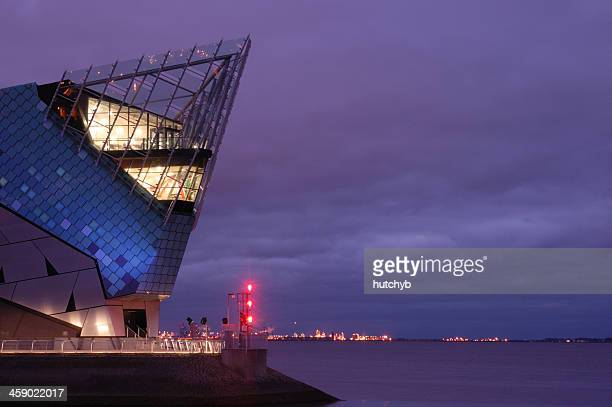 the deep, hull - kingston upon hull stock pictures, royalty-free photos & images