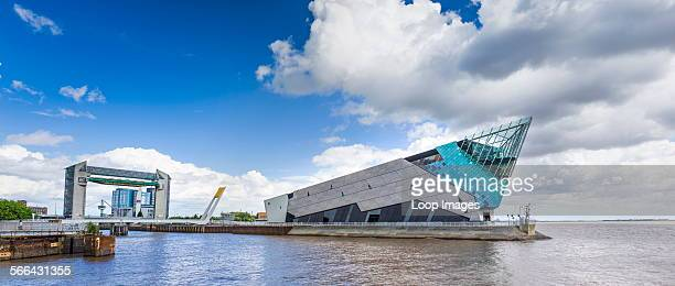 The Deep in Hull is one of the most spectacular aquariums in the world and is home to 3500 fish