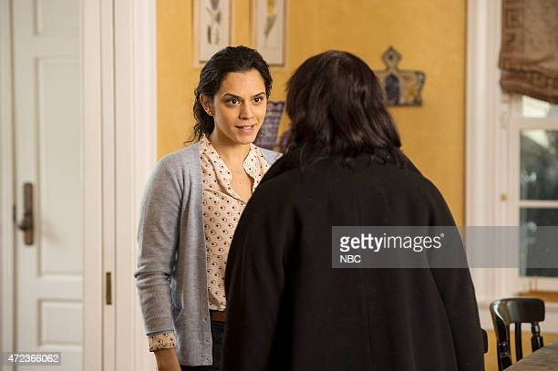 THE BLACKLIST The Deer Hunter Episode 213 Pictured Sepideh Moafi as Mary Henning