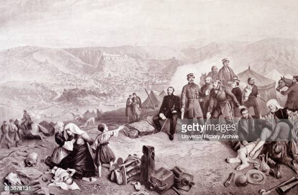 The Defence of Kars During the Crimean War an Ottoman garrison led by British officers including General William Fenwick Williams kept the Russians...