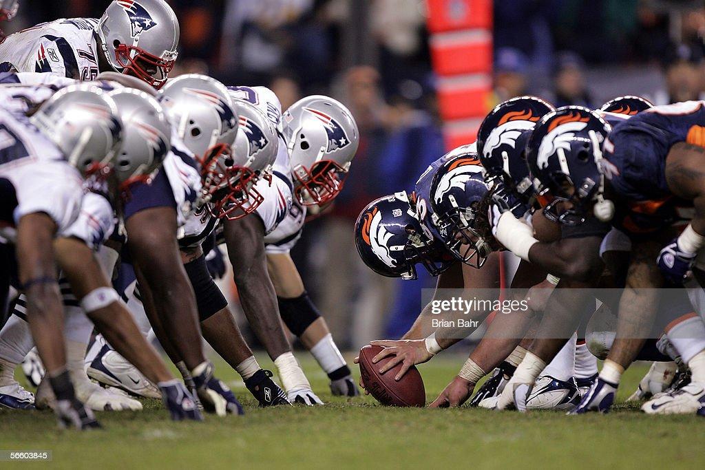 Divisional Playoffs: New England Patriots v Denver Broncos : News Photo