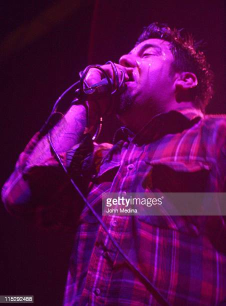 The Deftones during The Taste of Chaos Concert March 28 2006 at San Jose State University Event Center in San Jose California United States