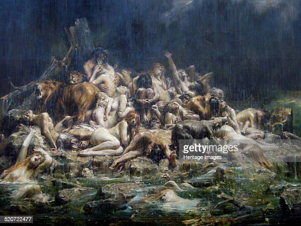 The Deluge Found in the collection of Musée des BeauxArts Nantes