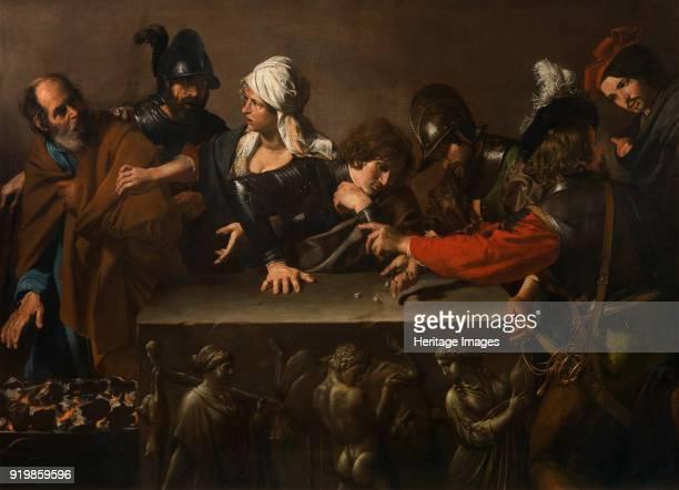 The Denial of Saint Peter c 16161617 Found in the collection of Fondazione di Studi di Storia dell'Arte Roberto Longhi FirenzeFine Art...