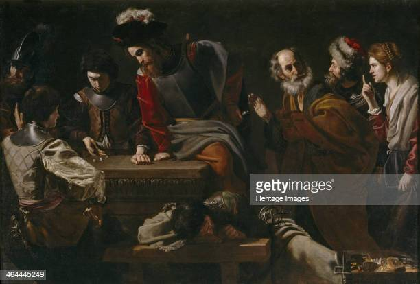 The Denial of Saint Peter ca 1625 Found in the collection of the Museo del Prado Madrid