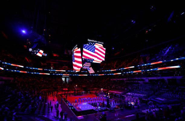 NC: Denver Nuggets v Charlotte Hornets
